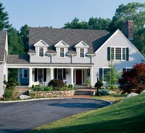 Before and After Exteriors and Home Additions: Dramatic Renovations: Home Addition, Future, Dramatic Renovation, Curb Appeal, Exterior Renovation, Families Rooms, Home Improvement, American Houses, House Exterior
