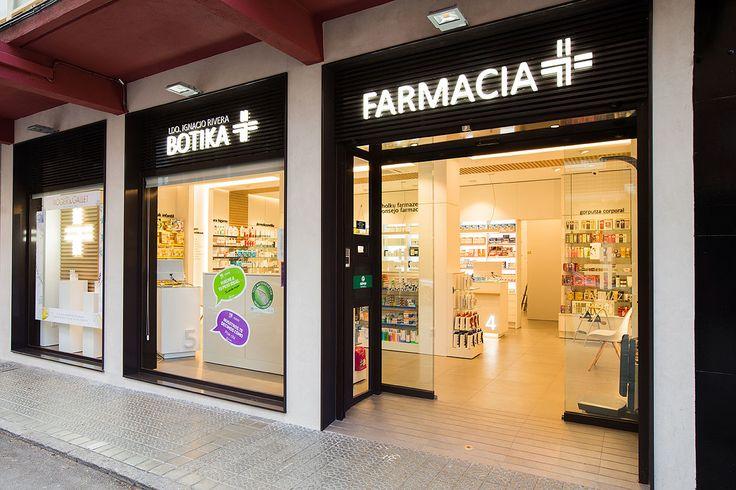 Farmacia Ignacio Rivera, Llodio - Enrique Polo Estudio