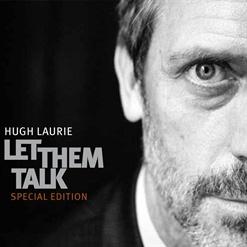 Great Album: Hugh Laurie, Group Copper, Amazing Wonder, Mardi Gras, Copper Bottom, Bottom Band, Who Knew