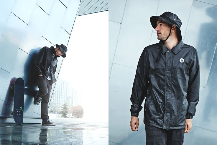 Volcom x Rains | Rune Glifberg