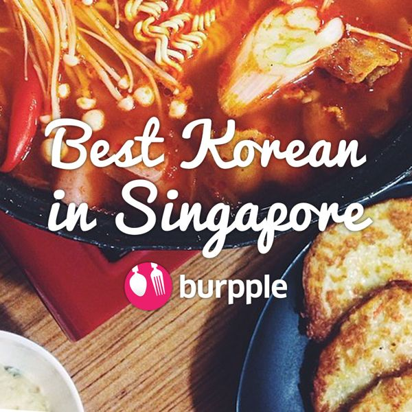 Burpple - Best Korean Restaurants in Singapore - Yahoo Entertainment Singapore