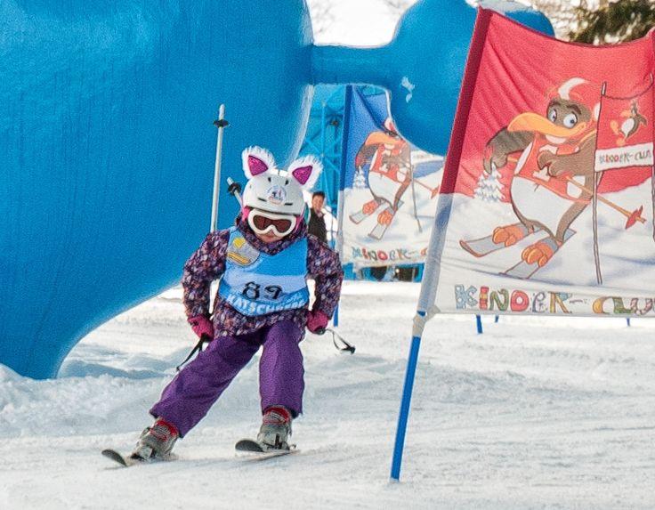 Kinderskirennen am Katschberg