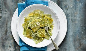 Herb Pasta (Pâtes aux Herbes)