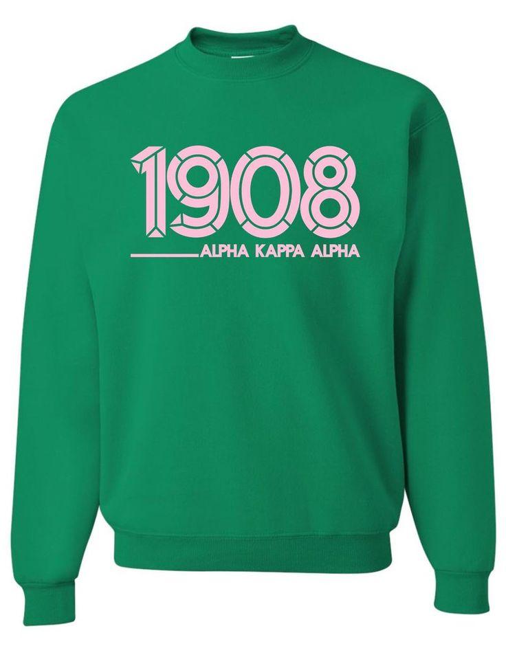AKA - 1908 Alpha Kappa Alpha Inlines