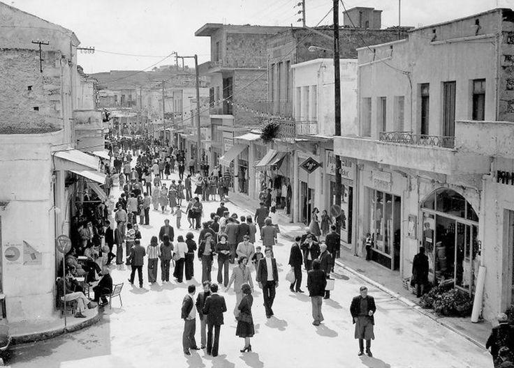 Κισσαμος ,Χανια,Μεγαλη Παρασκευη 1973.
