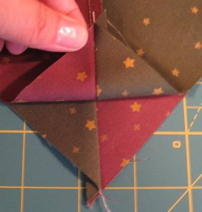 41 best quarter square triangle quilt images on Pinterest ... : quilting triangles tips - Adamdwight.com