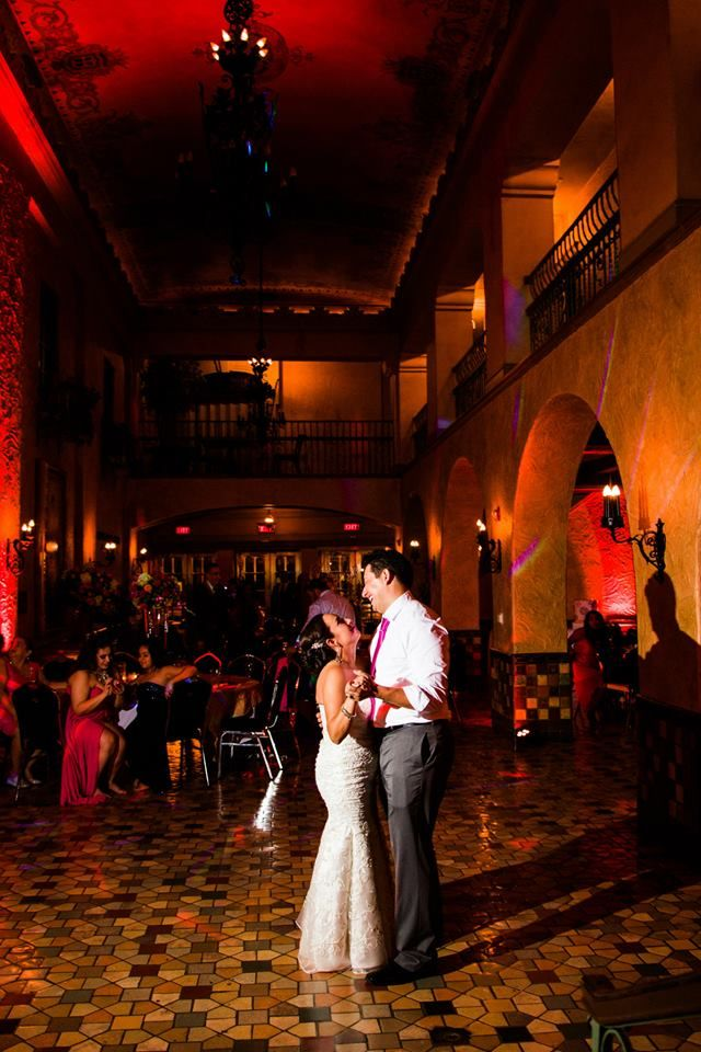 Wedding Reception Halls El Paso Tx : Wedding inside the plaza theatre films el paso tx