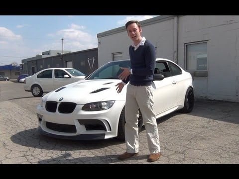 Review: 2011 BMW M3 Coupe w/ Akrapovic Exhaust! - YouTube