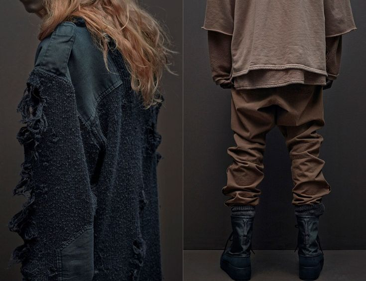 Jackie Nickerson: Kanye West's adidas lookbook, 2015