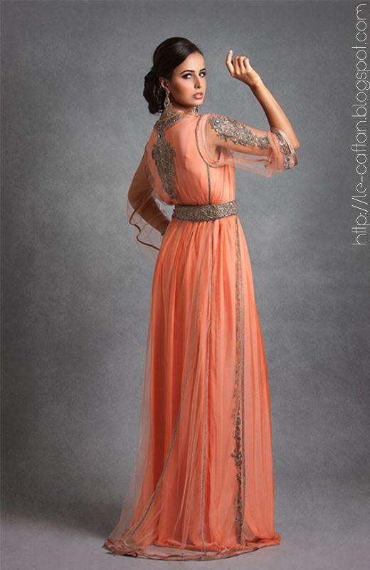 couture caftan | caftan haute couture – takchita 2014