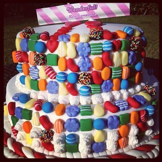 10 bolos para quem é viciado em Candy Crush