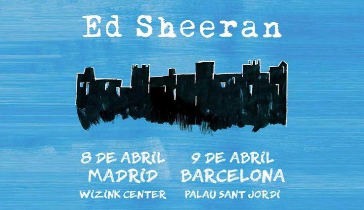 Ed Sheeran Madrid Barcelona Concierto en España @teddysphotos http://ievenn.com/ed-sheeran-madrid-barcelona-concierto/