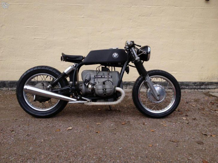 1974 BMW R90/6 Caferacer