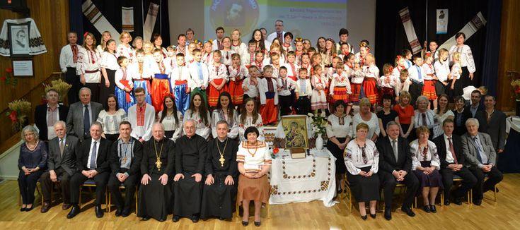 60th Anniversary of School - Manchester Ukrainian Saturday School