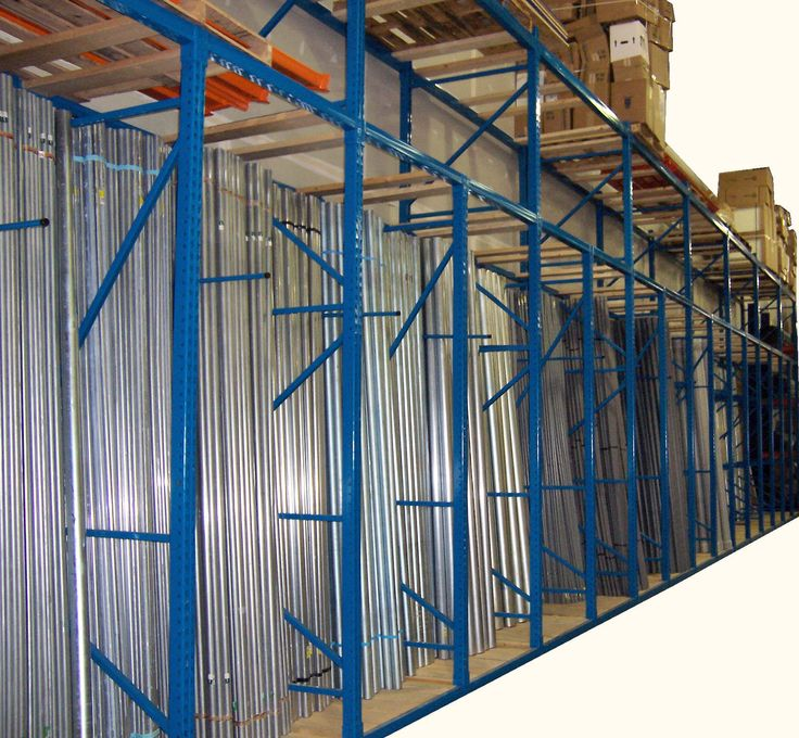 Vertical Conduit Racks Vertical Conduit Pallet Rack