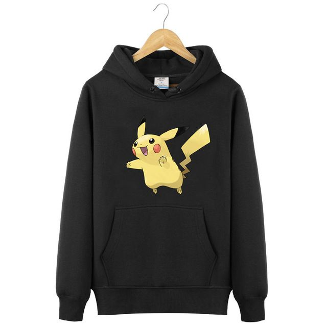 Check current price 201 New Fashion Pokemon Go Pikachu Hoodies Sweatshirts Thick Fleece K-pop Print Hoody Pokemon Hoodie Kawaii Lovers Hoodies just only $22.89 with free shipping worldwide  #hoodiessweatshirtsformen Plese click on picture to see our special price for you