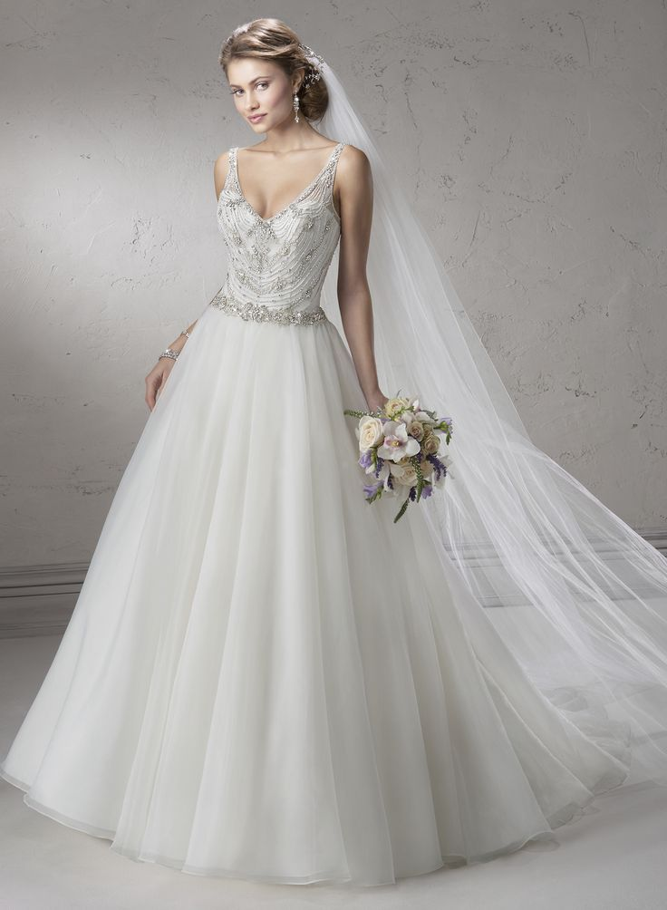 Maggie sottero wedding dresses pallas couture sottero for Maggie sottero couture wedding dress