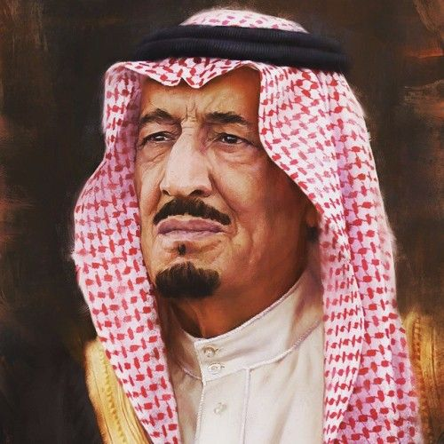 صور خلفيات الملك سلمان رمزيات الملك سلمان مجلة رجيم King Salman Saudi Arabia Junji Ito King