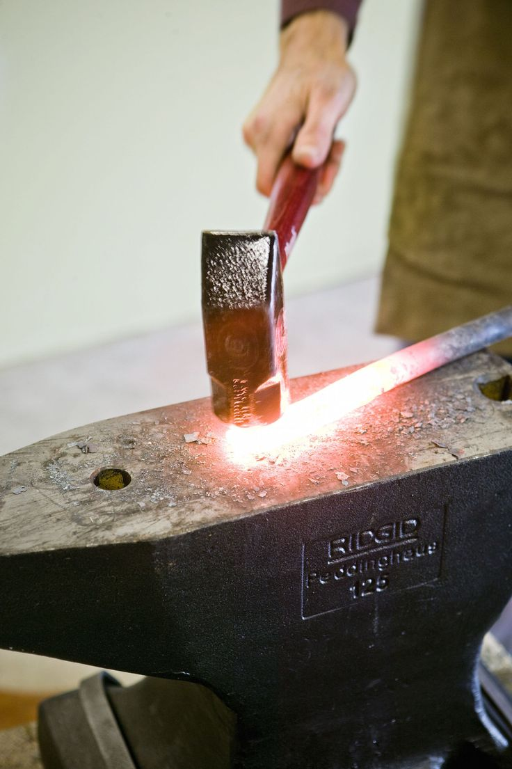 Blacksmithing 101: How to Make a Forge and Start Hammering Metal  - PopularMechanics.com