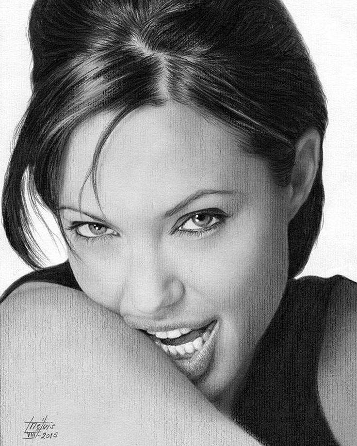 Angelina Jolie @angelinajolie #graphite #charcoal #handmade #portrait #angelinajolie #drawing #art #artist #retrato #carboncillo #pencil #pencildrawing #blackandgray #celebrity #worldofartists #worldofpencils #artmagazine #fan #gallery #realism #realistic #art_empire #art_supernova #art_realism_ #onyxkawai #pencilsacademy #just_realism #fineart #hollywood http://tipsrazzi.com/ipost/1507784136903158952/?code=BTsua8WFOyo