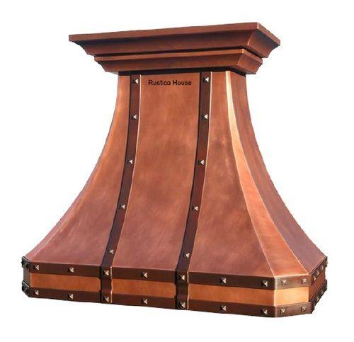 Copper Range Hood '0G92