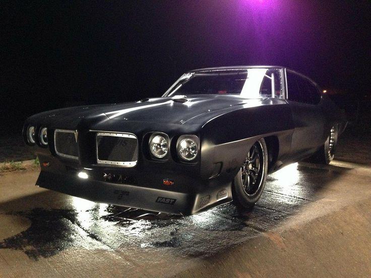 The Crow 1972 Pontiac Lemans Machined Balanced Pontiac