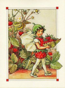 Imagenes para Decoupage o transfer - Hadas de las Flores