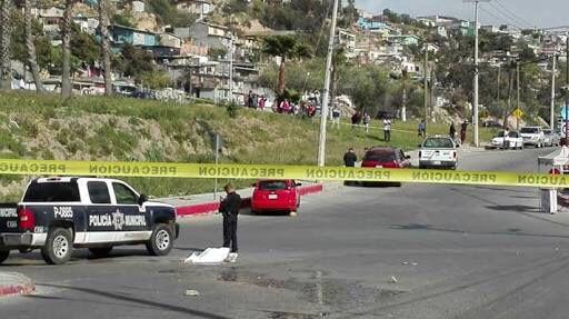 Otros Tres Baleados en La Zona de La Rioja Tijuana, Del. Sánchez Taboada – JMS Propiedades Tijuana del Lic.  Abel Jiménez