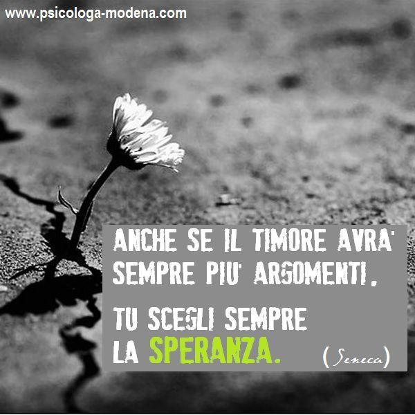La speranza mette radici anche nella roccia. – J. Bulatowicz #aforisma #paura…