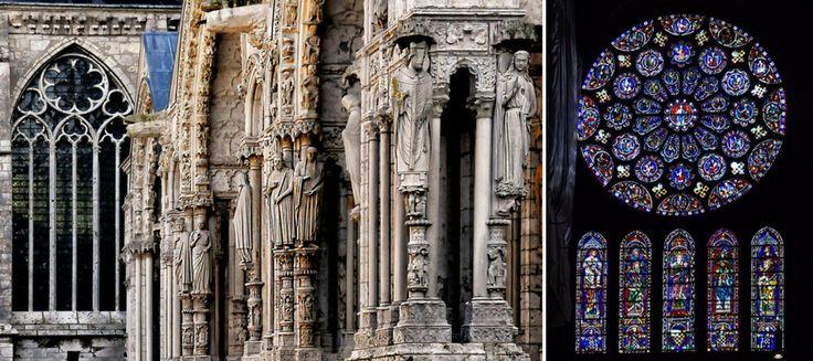 S'émerveiller devant la Cathédrale de Chartres
