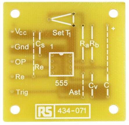 Comprar Placa de Circuito Impreso M12647 para DIP8 555