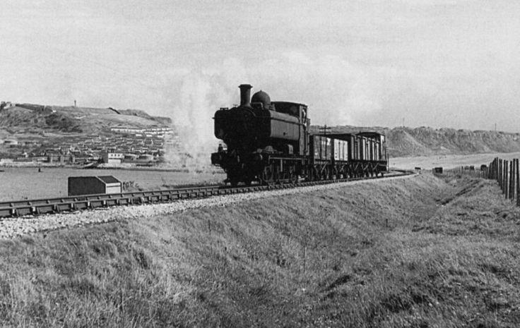 steam train from Portland