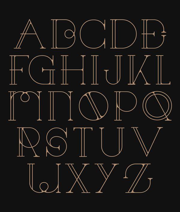 Decorative Typography | Serifs & Sans
