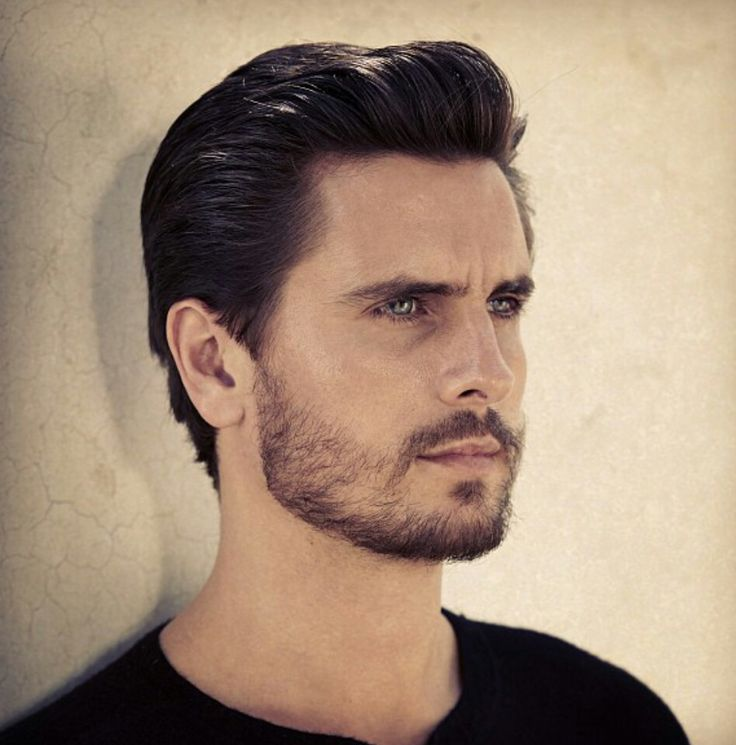 The 10 Best Hairstyles For Men That Will Never Go Out Of Style: Scott Disick---Reality Star----Keeping Up The Kardashians