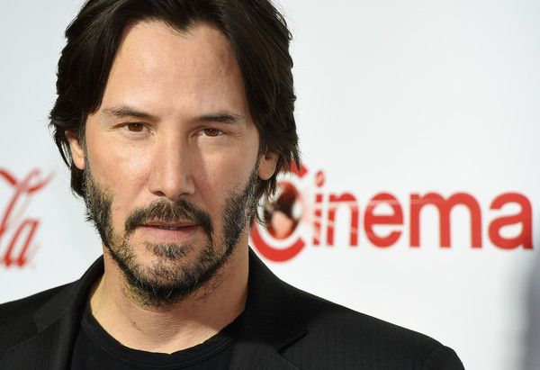 Actor Keanu Reeves, recipient of the Vanguard Award, attends the CinemaCon Big Screen Achievement Awards brought to you by the Coca-Cola Company at Omnia Nightclub at Caesars Palace during CinemaCon, the official convention of the National Association of Theatre Owners, on April 14, 2016 in Las Vegas, Nevada.