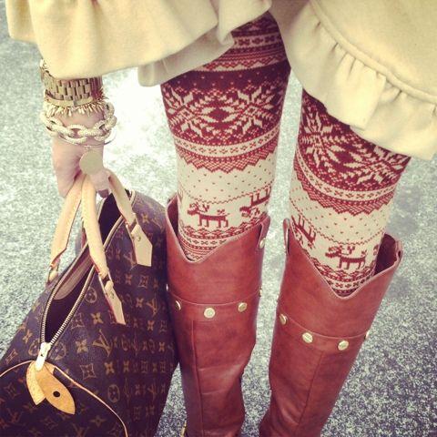 Sweater Leggings!
