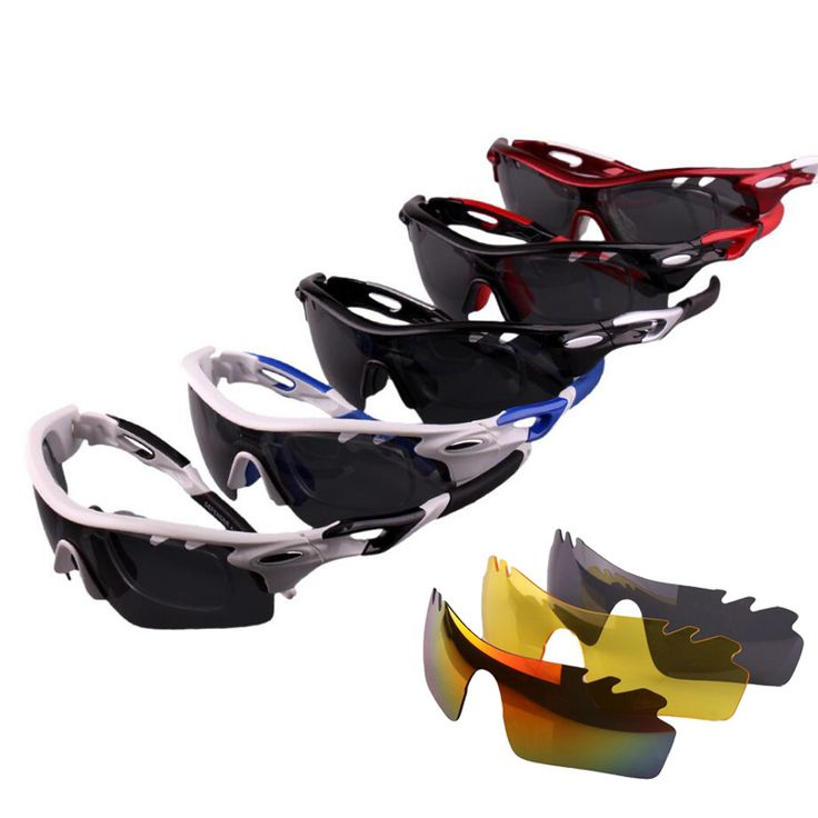 Polarized Cycling Glasses UV400 Protect Bicycle Men Women Sunglasses Outdoor Sport Bicycle Running Cycling Eyewear 3 Lens M1029