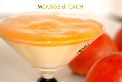 mousse di cachi | Le ricette di Chefblog.it