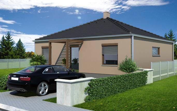 Návrh rodinného domu Square od APEX ARCH s.r.o.