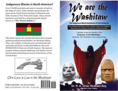 The Washitaw Moor language is Medu Neter (Mdu Ntr) The name of this