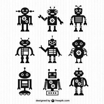 Robot Vectors, Photos and PSD files | Free Download