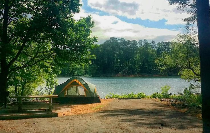 5 Outdoor Adventures At Lake Allatoona Places I Love