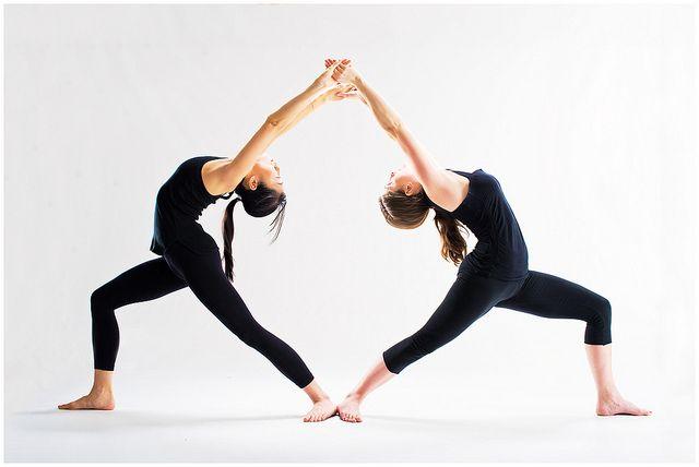 34 Best Partner Yoga Images On Pinterest Partner Yoga