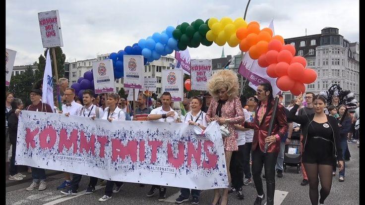 CSD Hamburg 2017 | Hamburg Pride 2017 #1