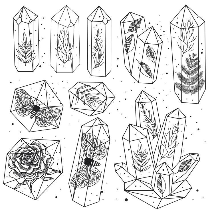 Drawing Design Decoration Plant Drawing Sketch Book Bullet Journal Doodles