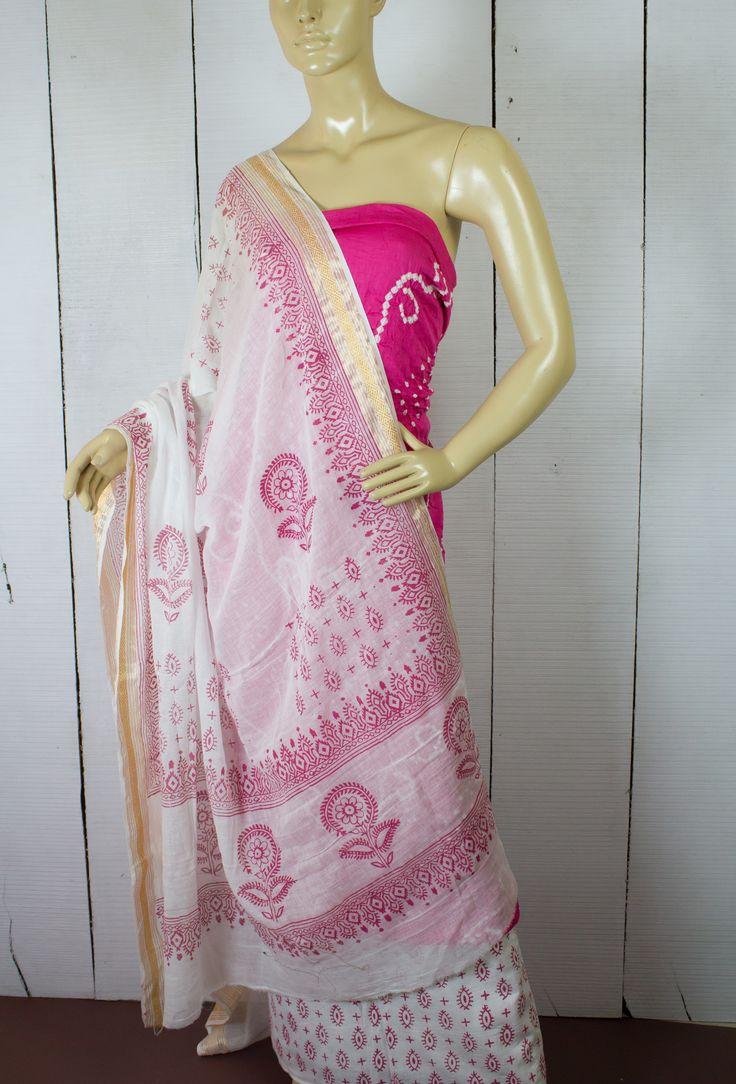 #Bandhini #India #craft #handprinting