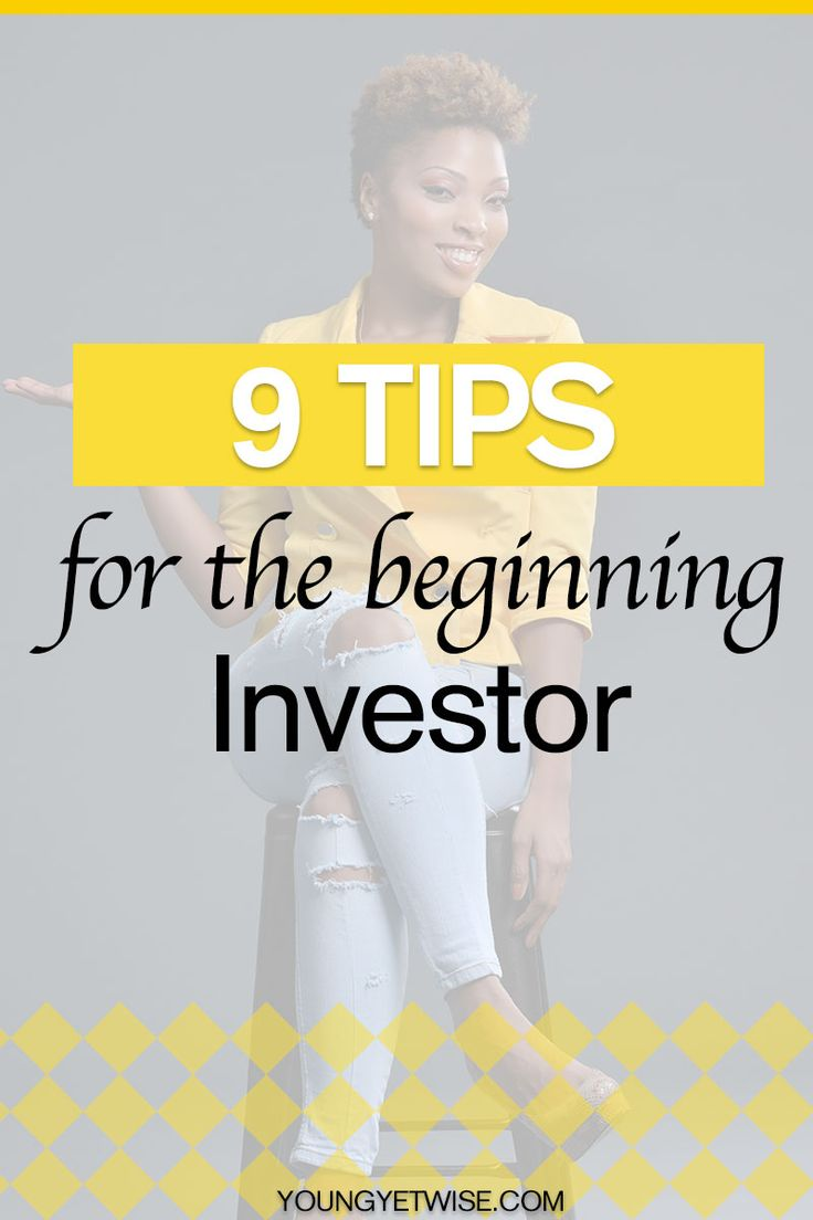 Investing for beginners be sure to follow these 9 tips to get started.Whether you're investing in your 20s, or 30s it can be tough getting started but they way she breaks down investing in stocks she makes it super easy to understand. Don't put off investing anymore and please read this amazing post today. http://youngyetwise.com/how-to-invest-netflix-and-chill-investing-in-your-future/