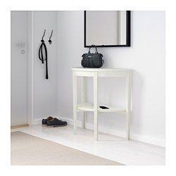 ARKELSTORP Fenstertisch, weiß - 80x40x75 cm - IKEA