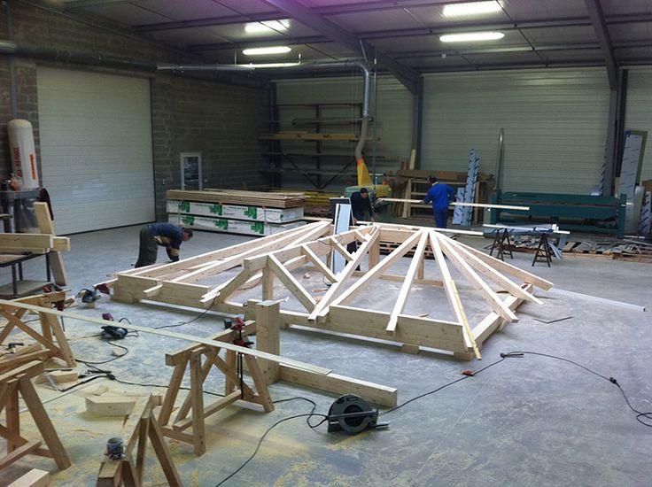 Fabricant vérandas bois aluminium pergola sas d'entrée