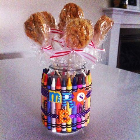 Teacher appreciation gift - christmas gift idea